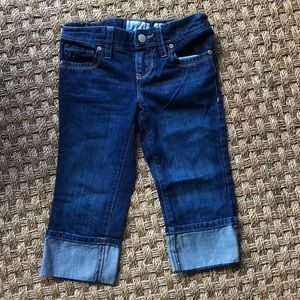 Old navy girls Capri jeans size 7